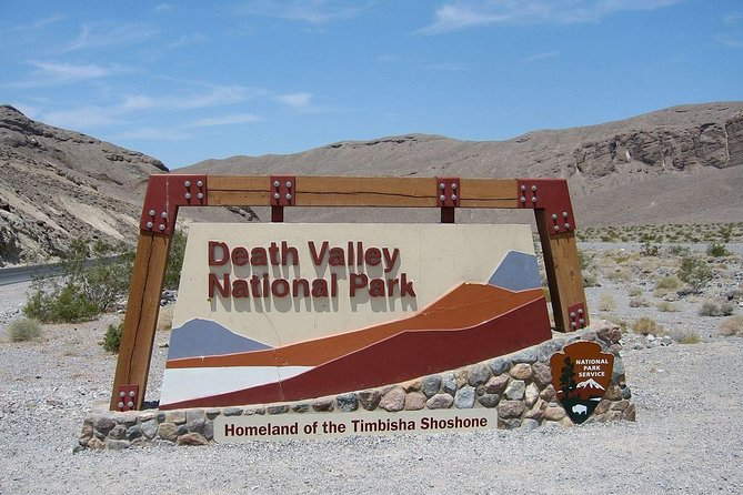 Death Valley Private Tour from Las Vegas