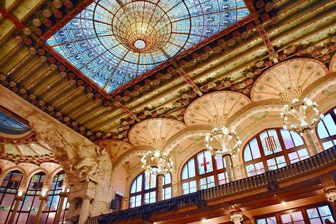 Barcelona Exclusive Palau de la Música Guided Tour