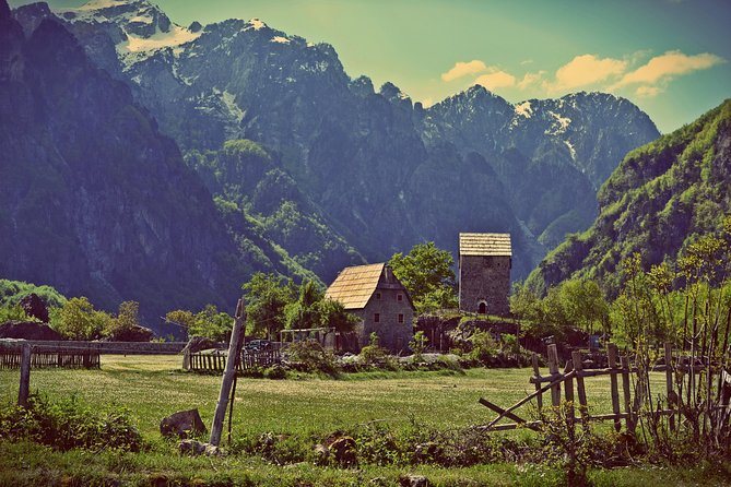 Tour of Valbona and Theth in 3 Days from Tirana