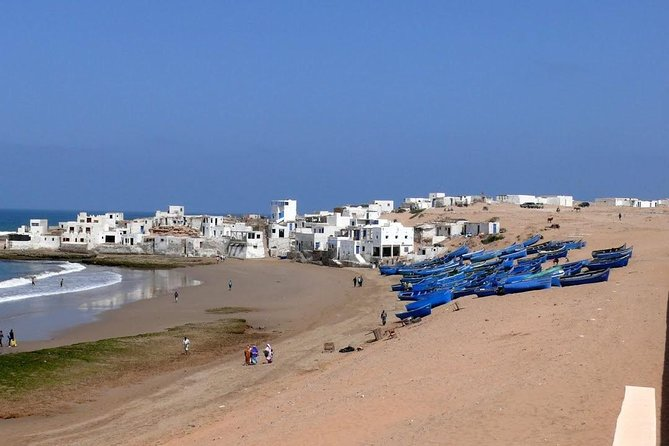 Agadir to small desert excursion with lunch