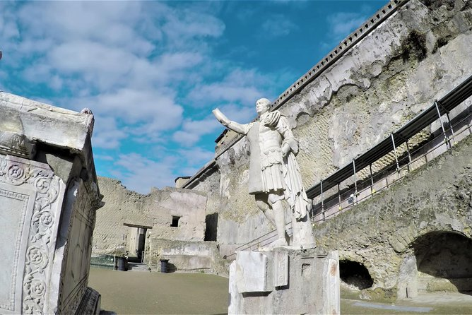 Herculaneum, Wines, food - private experience FROM SORRENTO ALL INCLUSIVE