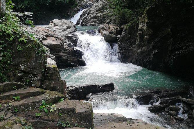 Pozo Azul creek and Craft stone Mine