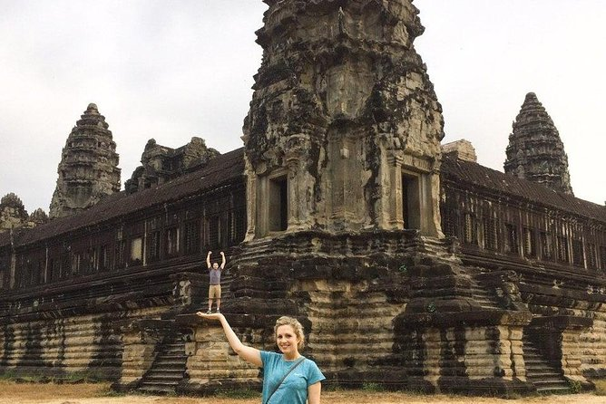 Sunrise Angkor Tour by Car and Expert Guide photo 21