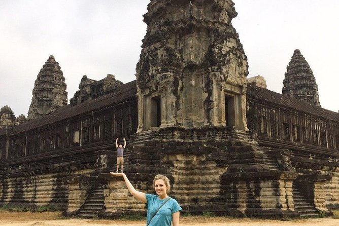 Angkor Wat Tour by Car and Expert Tour Guide photo 26