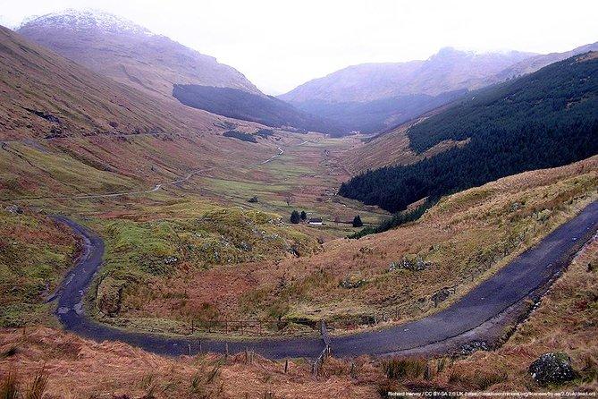 Argyll & Arrochar Alps 1-Day Tour