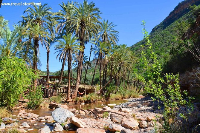 Paradise Valley Excursion From Agadir