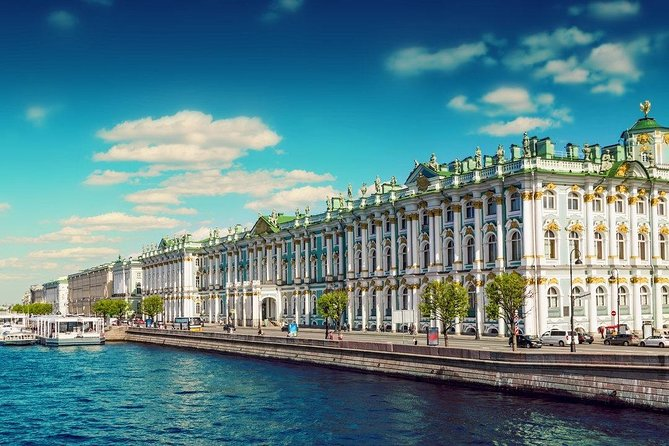 Three hour Hermitage museum tour