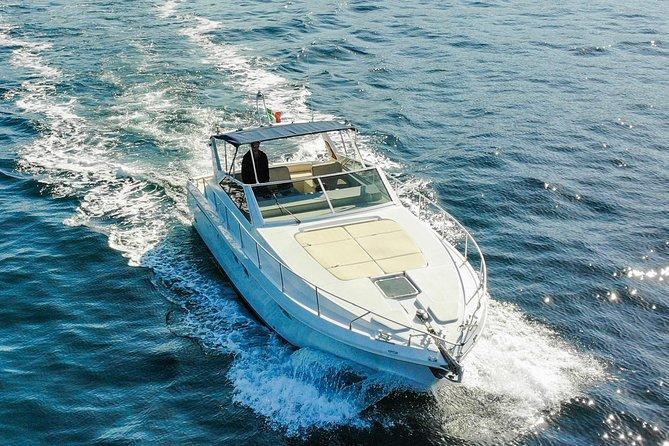 Private boat tour to Capri from Positano - Raffaelli Typhoon
