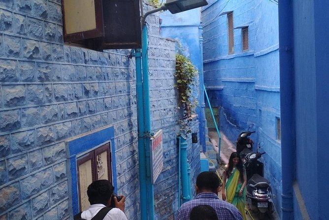 Italian speaking tour guide in Jodhpur