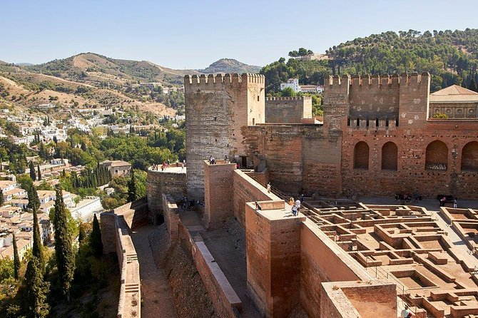 Alhambra Complex & Nasrid Palaces Guided Exclusive Tour (Skip-the-Line)