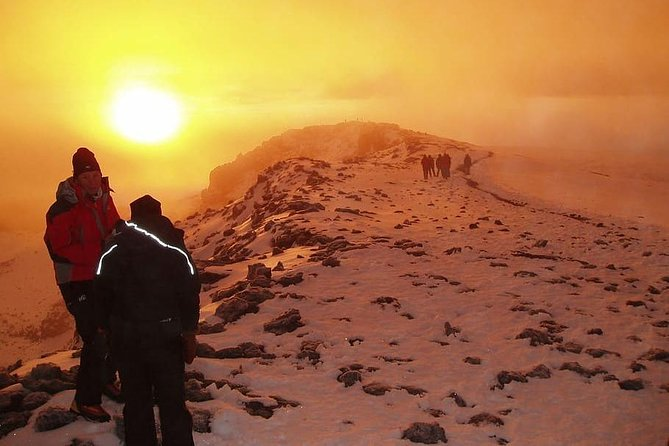 5 Days Kilimanjaro Hiking via Marangu Route