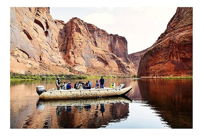 Colorado River Smooth Water Small-Group Float Trip from Sedona or Flagstaff