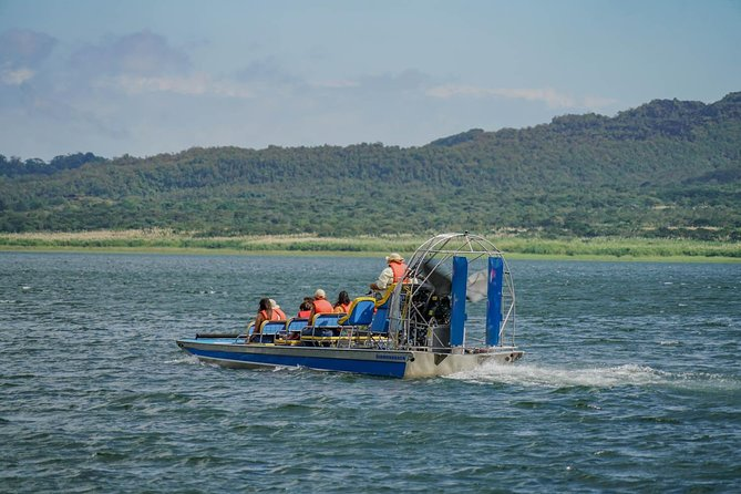 Tour half day ( Airboat and biking tours)