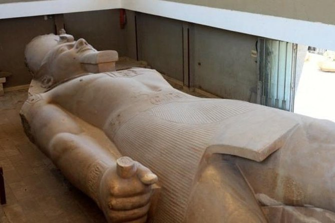 8 Hours Culture tour itinerary for Giza, Memphis & Saqqara