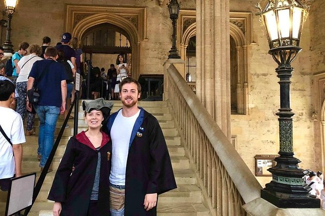 Harry Potter Insights PRIVATE 1pm Tour with Self Guided Christ Church Tickets