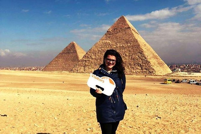Half-Day Tour to The Great Pyramids of Egypt from Cairo