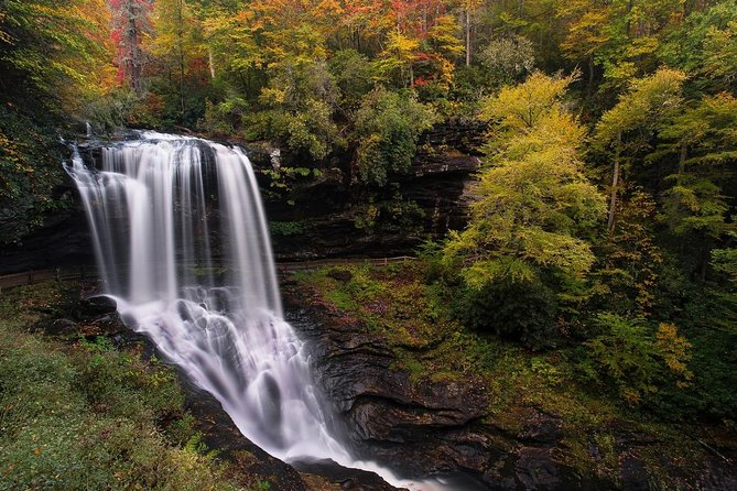 VIP Waterfalls and Highlands Jeep Day Trip from Ashville, Max Group of 4
