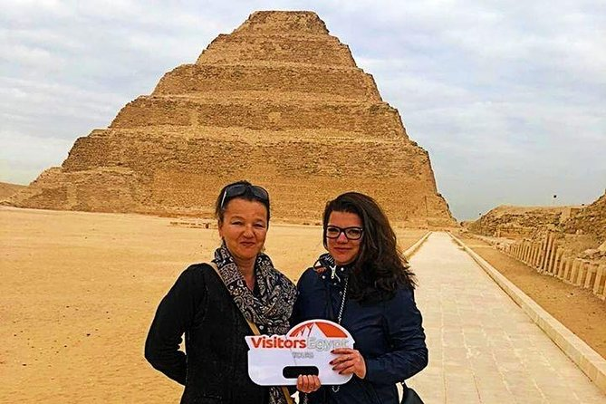 Private Day Tour at Pyramids, Sakkara and Memphis City