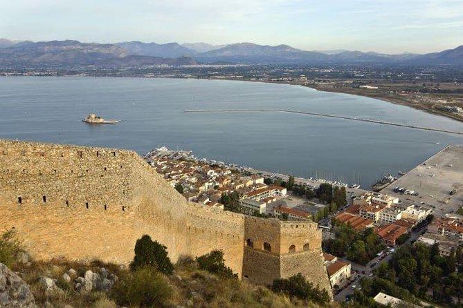 Trip to Argolis (Corinth,The Great Theatre of Epidaurus,Nafplio)