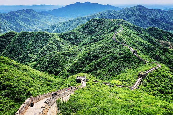 Private Full Day Tour to Mutianyu Great Wall and 798 Art Zone