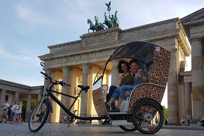 Rickshaw Sightseeing Tours Berlin - Rikscha Tours