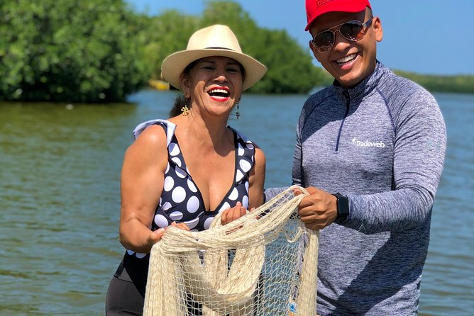 Fishing Adventure in the Mangroves