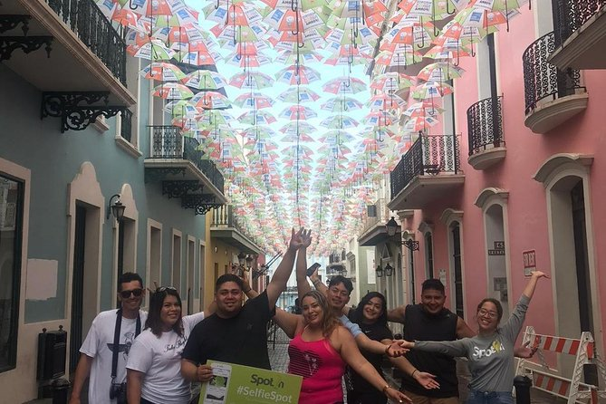 Rainforest, Old San Juan and secret local adventure