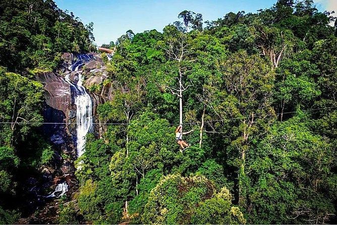 Langkawi Waterfall Adventure Umgawa