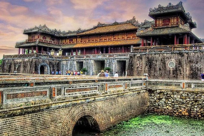 Hue Premier Group Tour from Da Nang/ Hoi An with Small Group