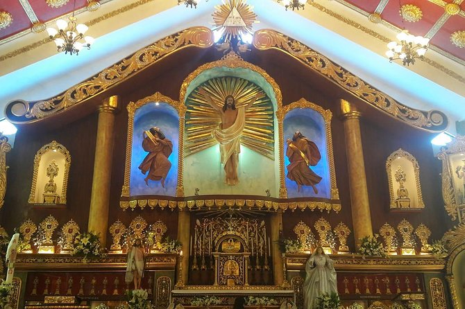A Half-day Guided Pilgrimage Tour in Cebu CIty