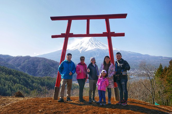 Mount Fuji customized one-day charter tour