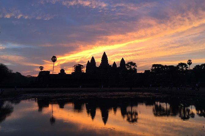 Sunrise At Angkor Wat and Beng Mealea Off Beaten Track