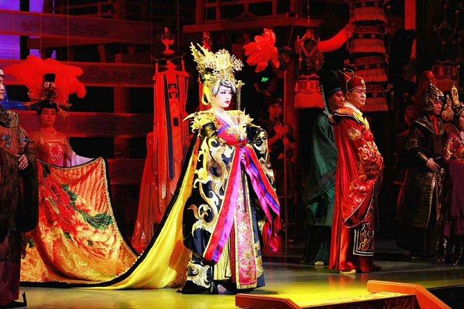 Xian Terracotta Warriors Tour Plus Tang Dynasty Dance Show