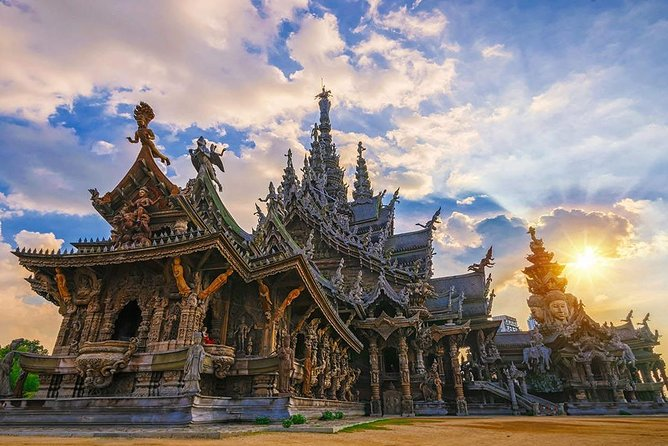 Pattaya The Sanctuary of Truth Admission Ticket