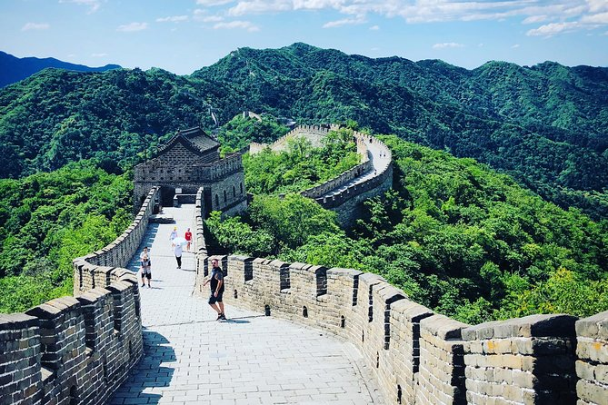 2-Day Beijing Layover Tour to Great Wall Of China and Forbidden City