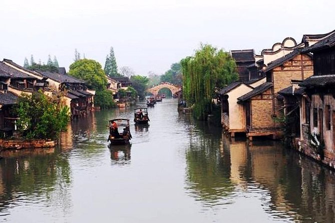 Hangzhou Private Transfer from Suzhou with Stop-over at Wuzhen Water Town