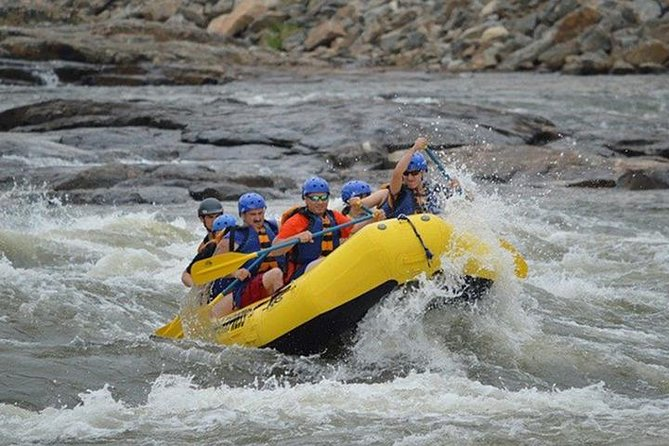 [Rafting Ayun River White Water] Thrilling natural roller coaster down the river by rubber boat.自然 Experience nature at a relaxed place / For beginners / children / Hotel pick-up & meal included