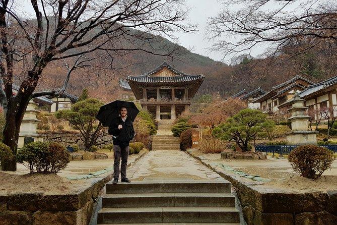 5 Day Tour for Korea's past and present(Mt.Seoraksan, Andong, Gyeongju, Busan)