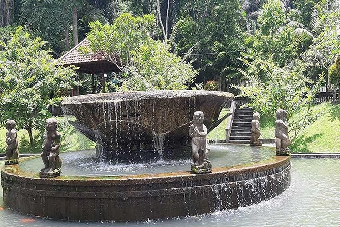 Private Tour: Bali Temple with Melukat Ceremony and visiting Kintamani Volcano