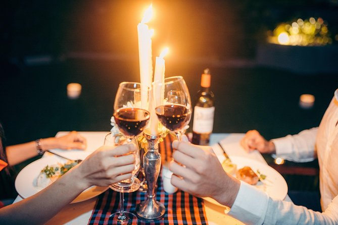 Celebrate Romantic Dinner with Your Love One