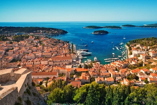 Private Boat Tour to Blue Lagoon, Hvar and Pakleni Islands