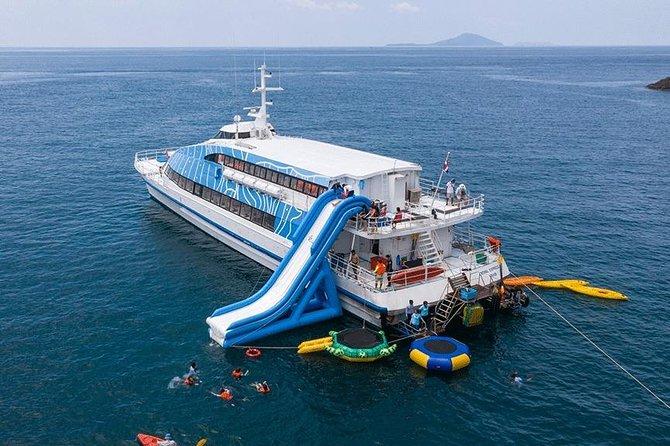 Snorkeling and Cruise to Maithon Island by Royal Phuket Cruise