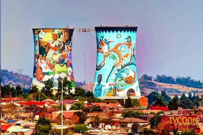 Soweto and Apartheid Museum + Hotel Pick Up + Hotel Drop Off (Private Tour)