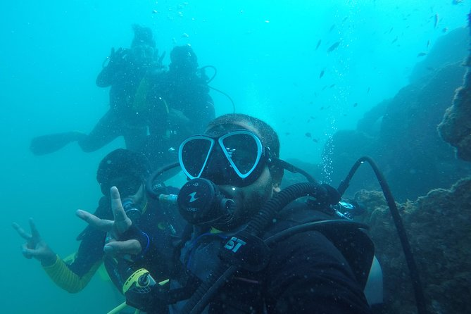 Try Dive - A Beginners Scuba Dive Experience