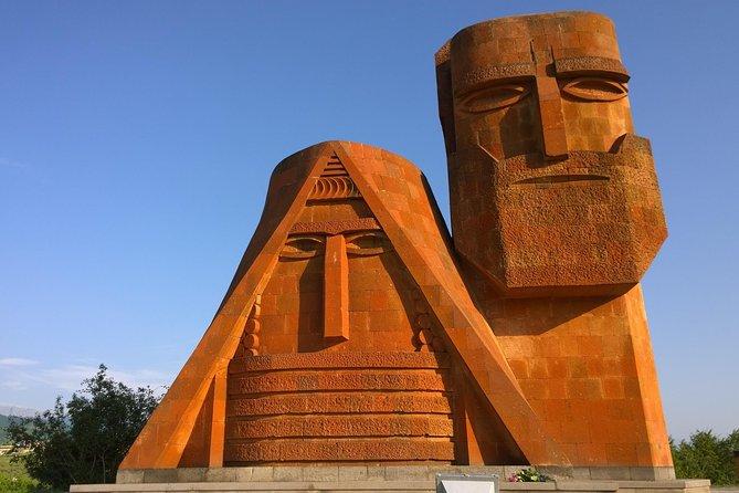 Private Tour to Nagorno Karabakh Republic - 4 days