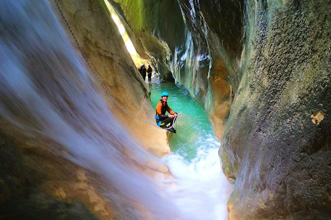Canyoning Skurda River in Kotor