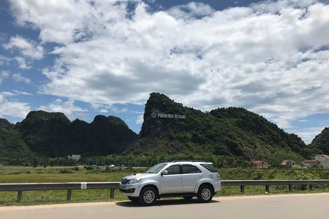 Hoi An to Phong Nha by car with stops: Hue imperial citadel, Vinh Moc tunnels