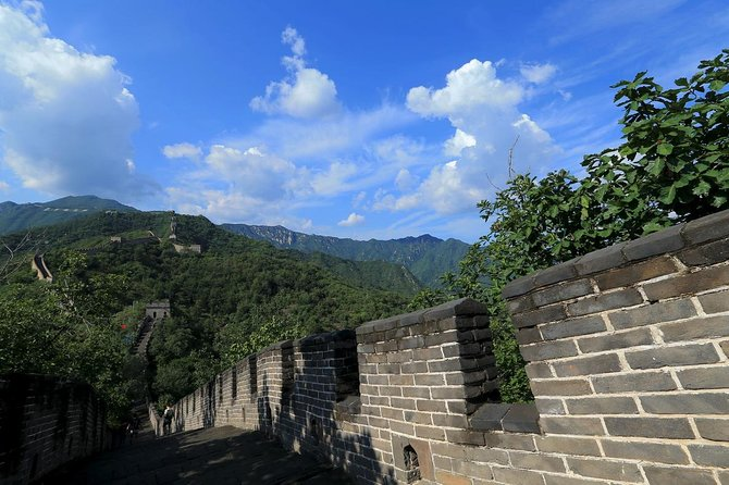 Private Beijing Mutianyu Great wall Tour Including Peking Duck Dinner
