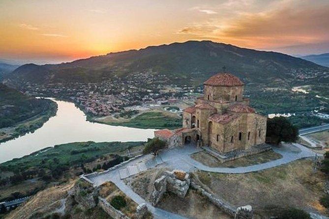 4-Hour Mtskheta and Jvari Monastery Group Tour