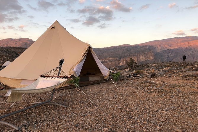 Cliff Edge Glamping in Al-Jabal Al-Akhdar